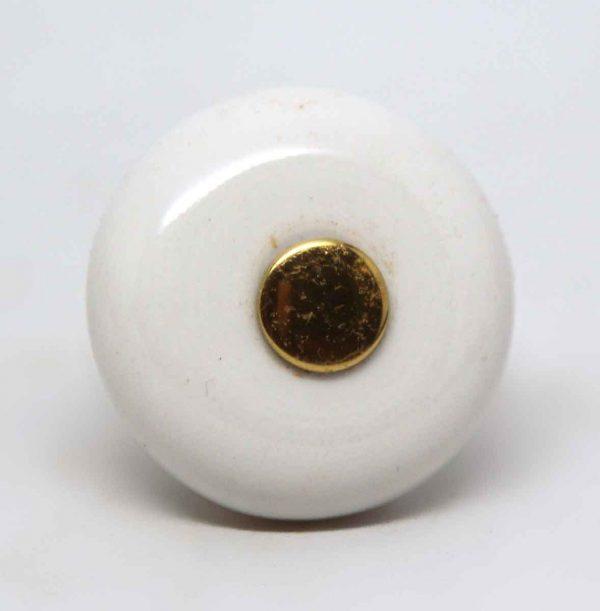Set of Seven Porcelain Knobs