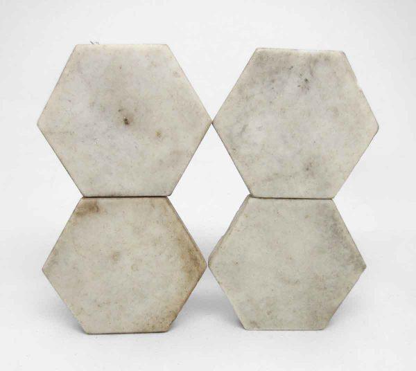 Set of Hexagon Small Tiles