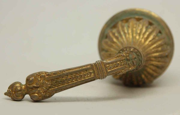 Highly Ornate Faucet Handle