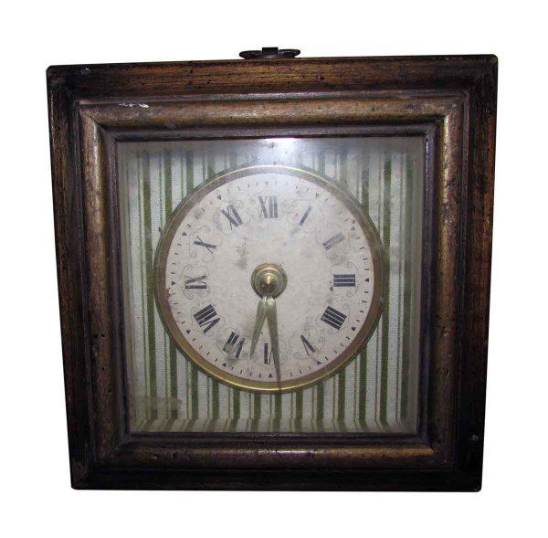 Vintage Square Wall Clock
