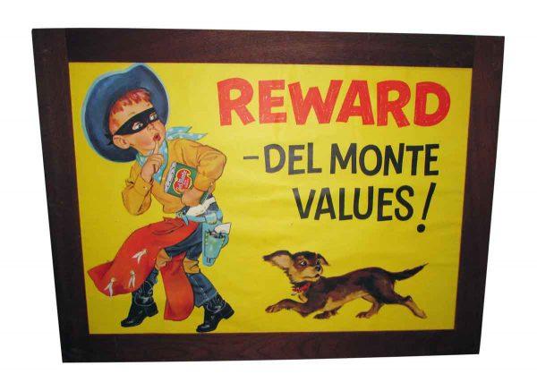 Delmonte Olde Sign
