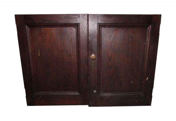 One Pair Closet Double Doors
