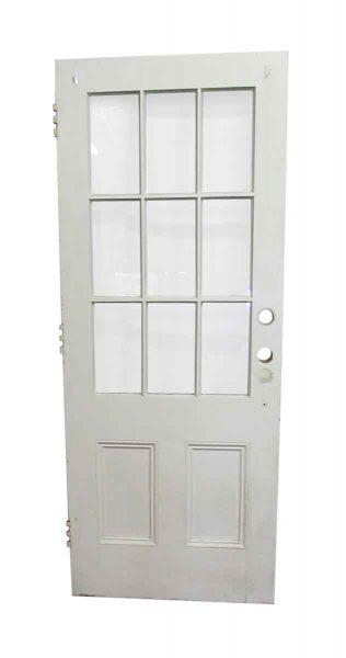 Eleven Panel Back Door