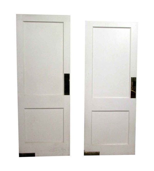 Two Panel Swinging Door
