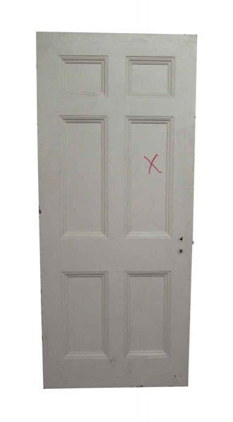 Metal Back Doors