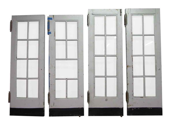 Eight Panel French Doors