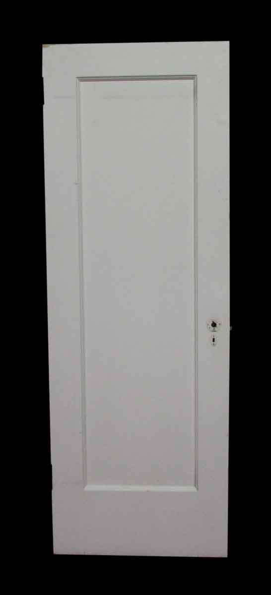One Panel Basic Door