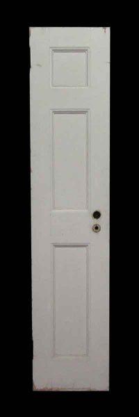 Three Panel Narrow Door