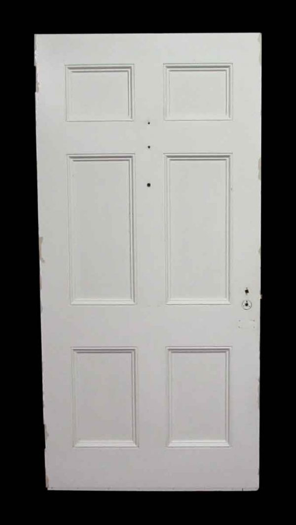 Six Panel Reclaimed Door