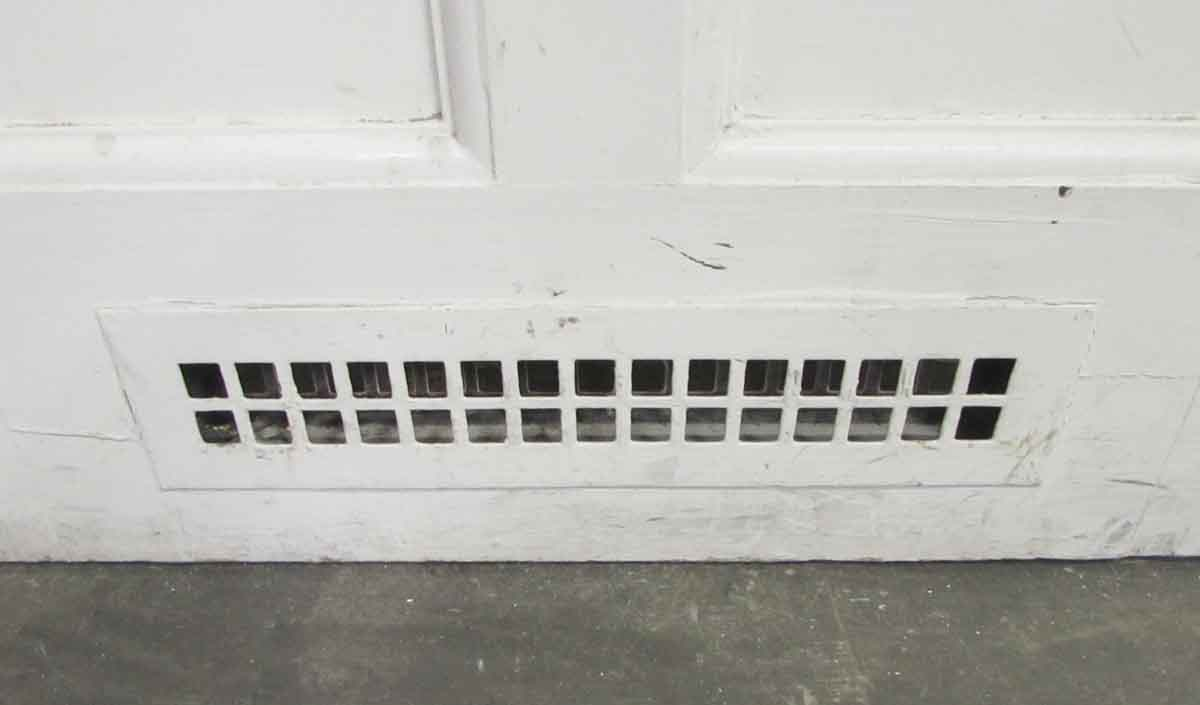 Six Panel Door With Bottom Vent Olde Good Things