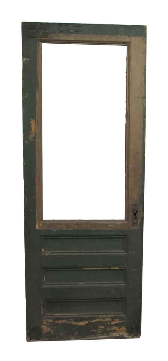 Half Glass Office Door M228911