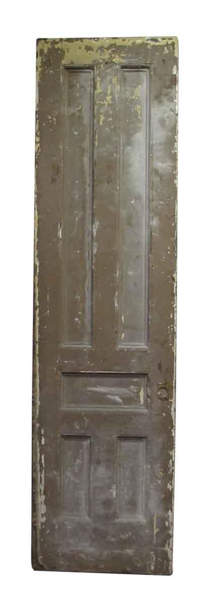 Five Panel Narrow Pocket Door