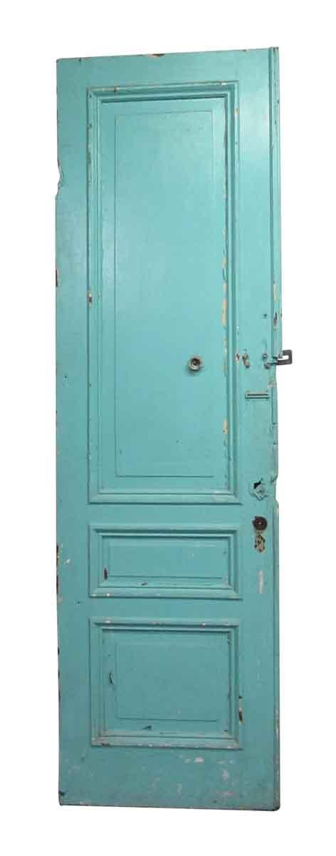 Three Panel Apartment Door M228918