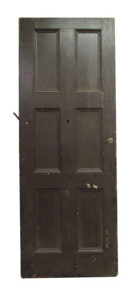 Six Panel Apartment Door