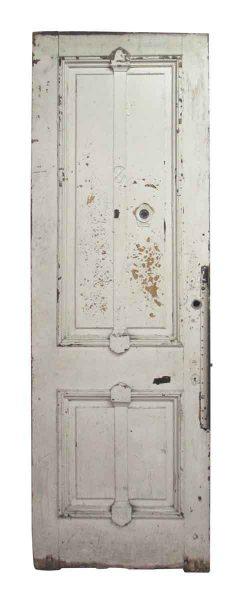Four Vertical Panel Apartment Door M228923