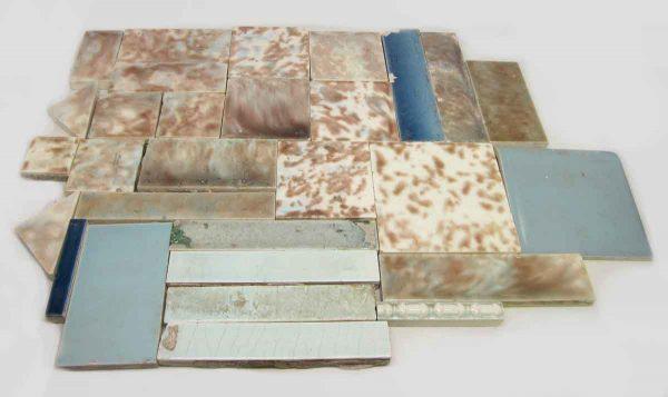 Set of 29 Assorted Tiles
