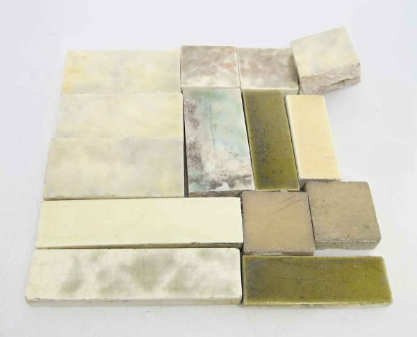 Set of 14 Assorted Tiles