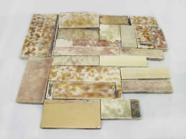 Set of 22 Assorted Tiles