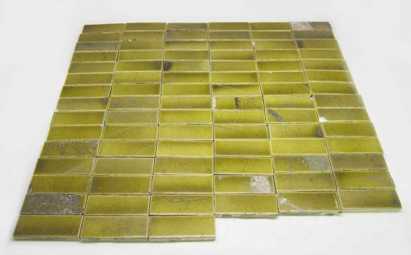 Dark Yellow Tile Set