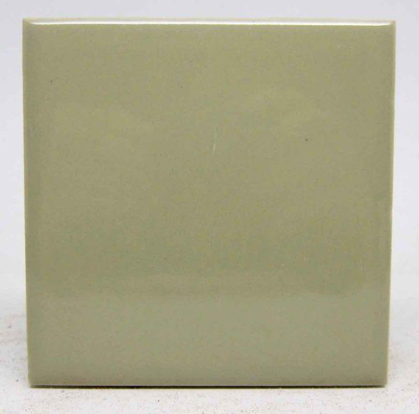 Mute Green Bathroom Tile Set