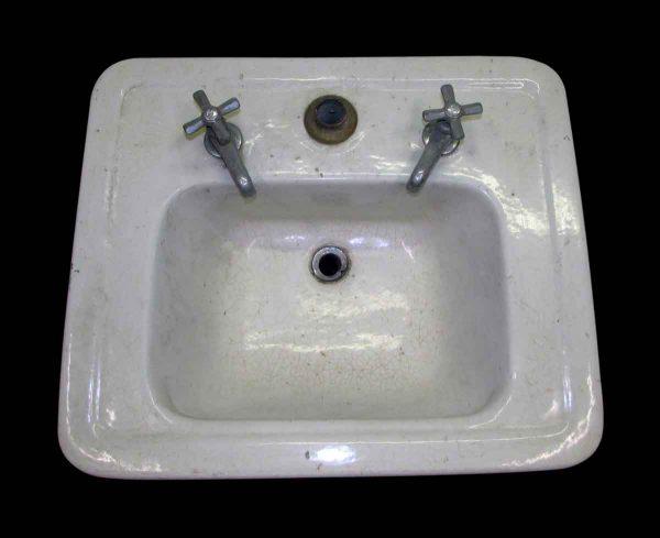Wall Mounted Bathroom Sink