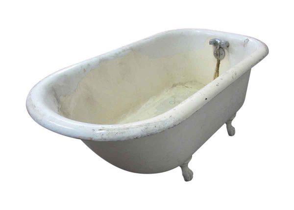Reclaimed Cast Iron Bath Tub