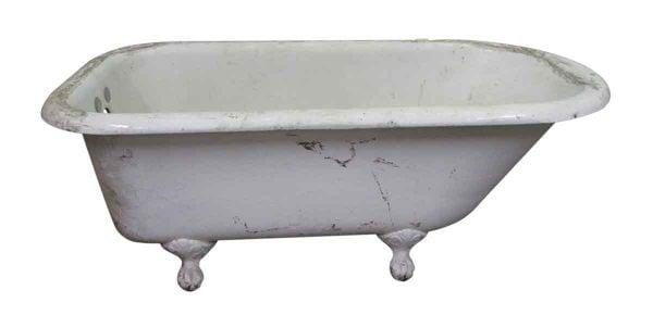 Cast Iron Claw Foot Bathtub