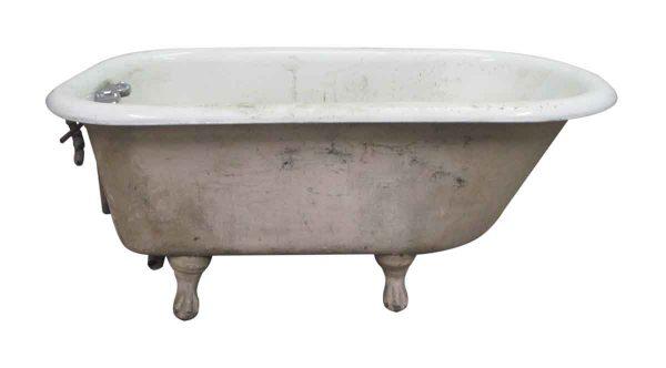 Claw Foot Reclaimed Bathtub