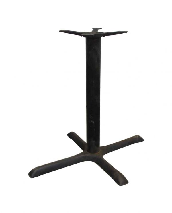 Metal Cafe Table Base
