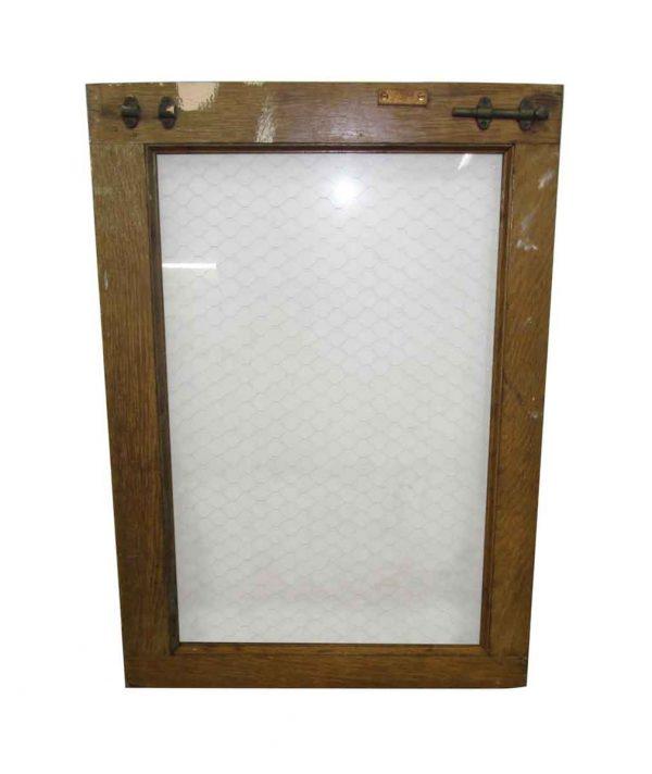 One Pane Petite Window