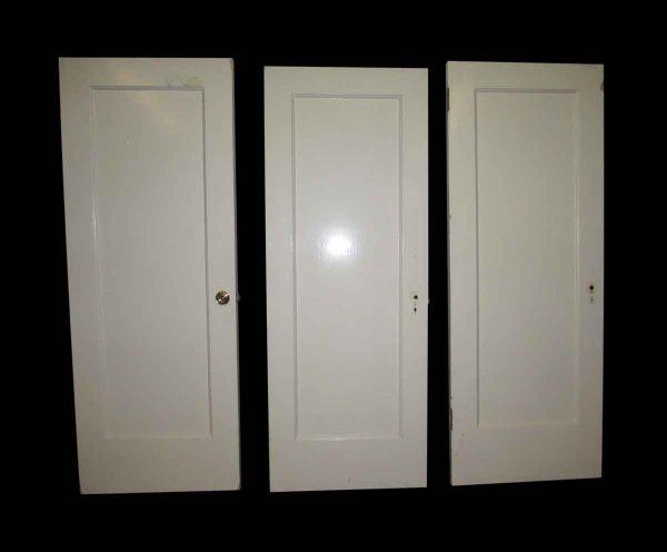 One Panel Door