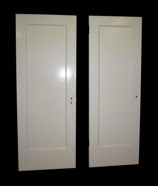 One Panel Standard Door