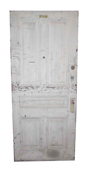 Five Panel Wooden Hotel Door