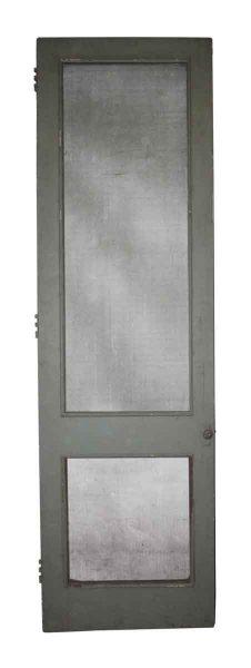 Antique Tall Screen Door