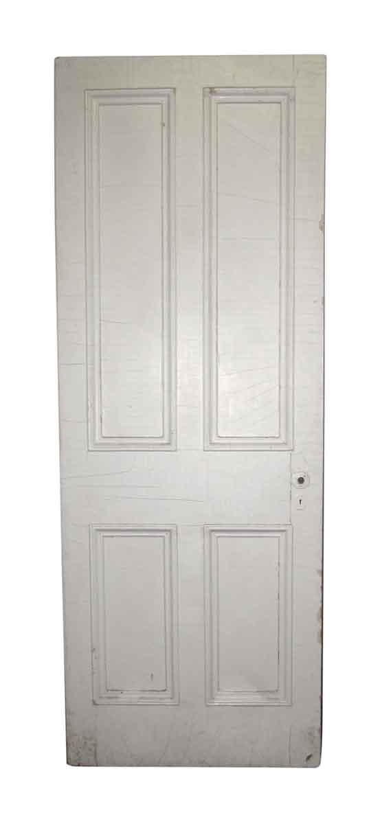 Four Vertical Panel Door