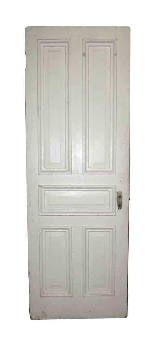 Raised Panel Wooden Farm Doors Large Quantity Available