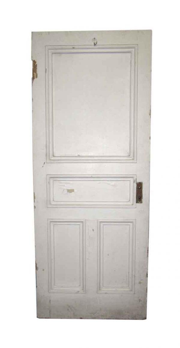 Turn of the Century Raised Panel Door