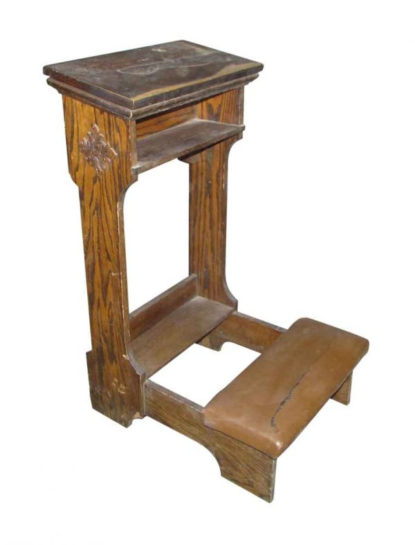 Vintage Wooden Kneeler