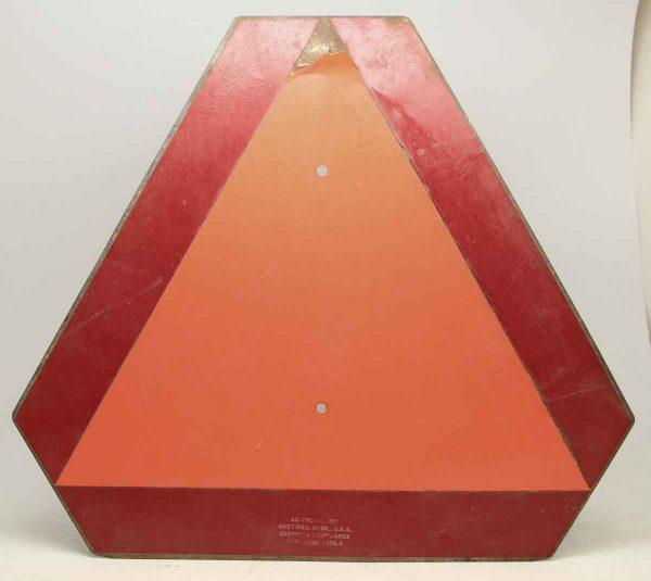 Red & Orange Danger Sign