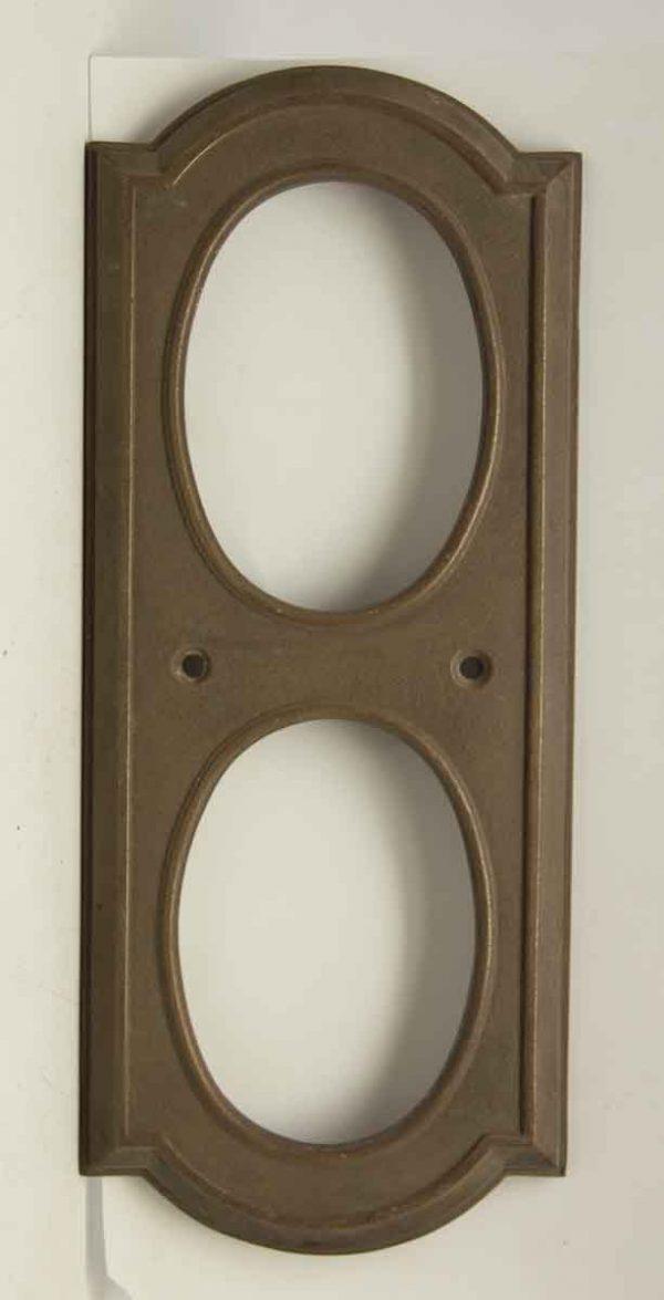 Elevator Indicator Bronze Plates