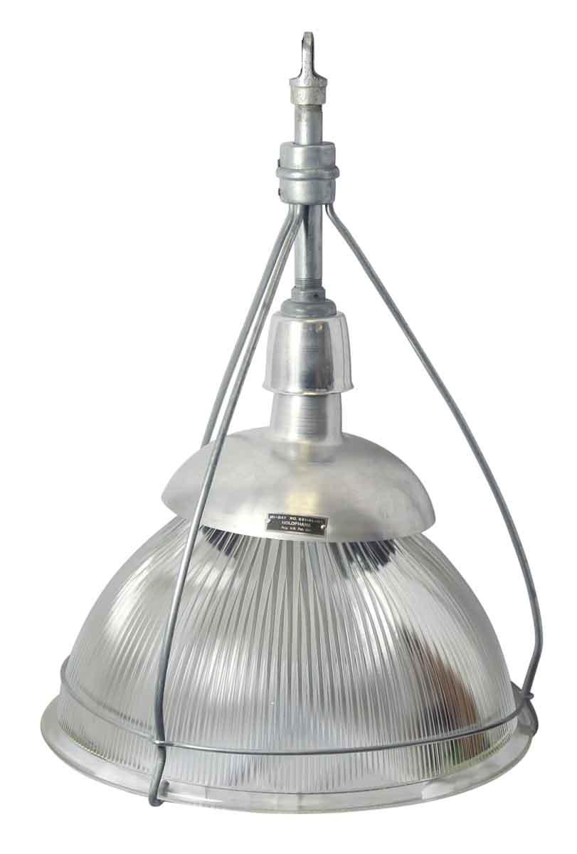 Vintage 1940s Holophane Light Olde Good Things