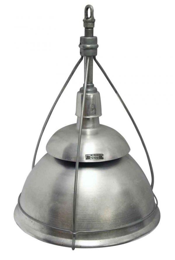 Vintage 1940s Holophane Light