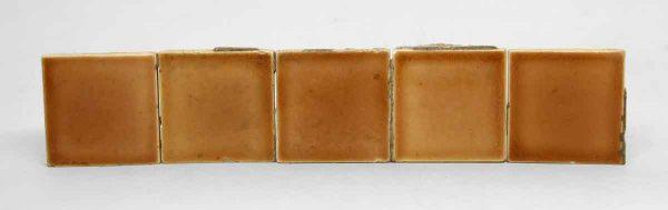 Set of 5 Tan Tiles