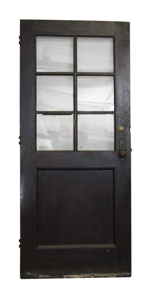 Door with Seven Panel