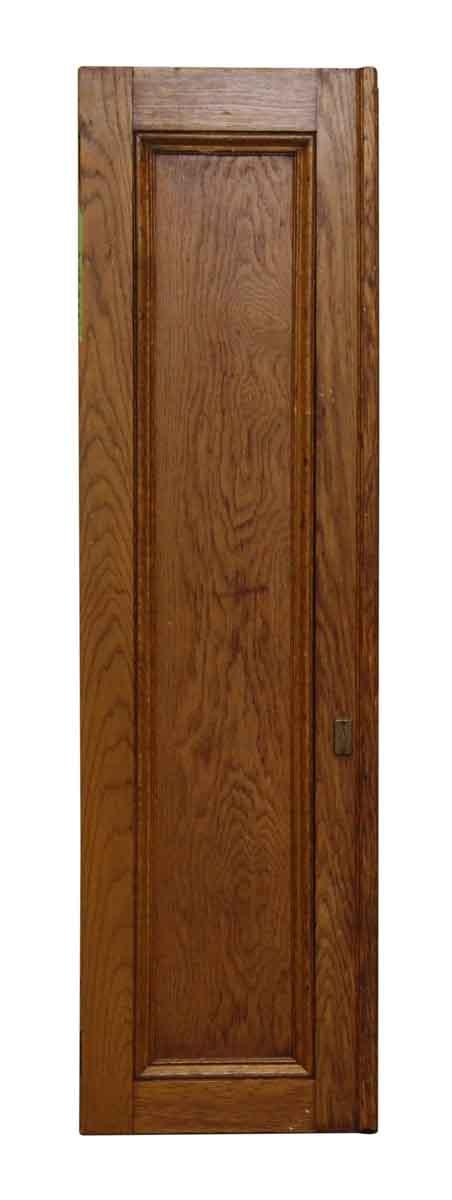 Set of Three Wooden Cabinet Doors