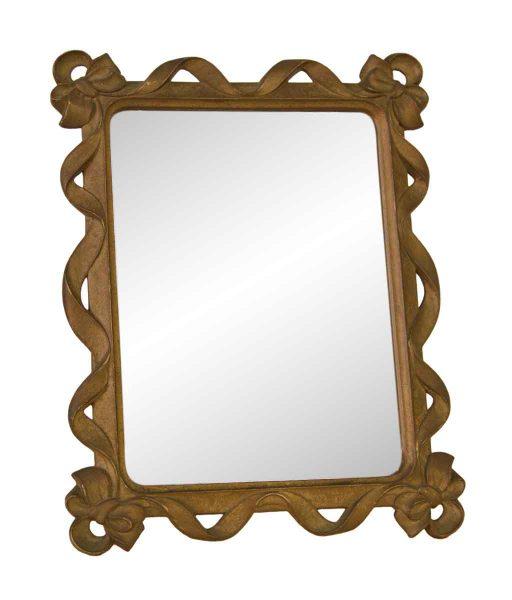 Syroco Wood Mirror