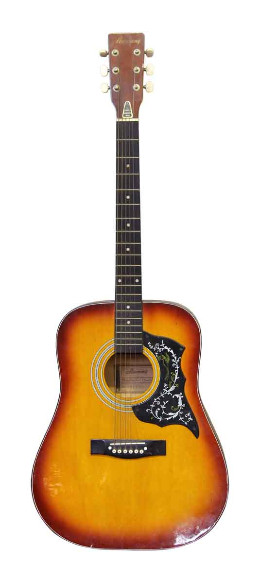 Olde Harmony Acoustic Guitar