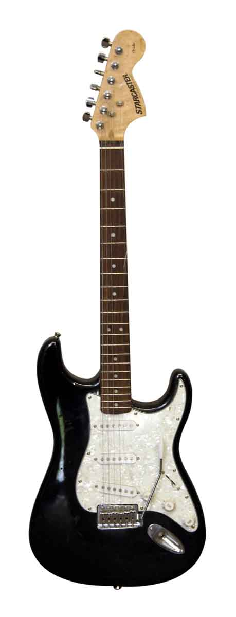 Electric Fender Guitar with Case