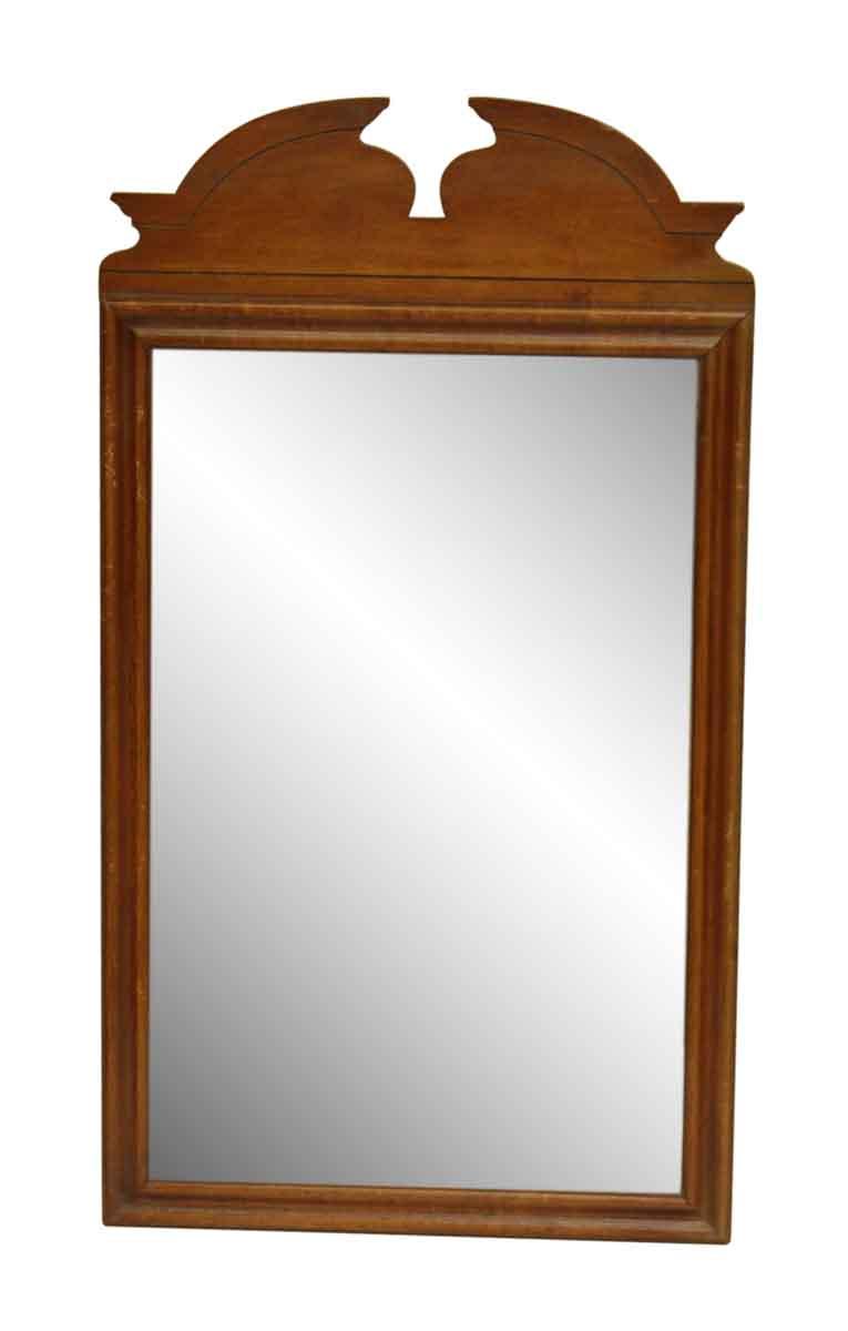 Vintage Maple Dresser Mirror Olde Good Things