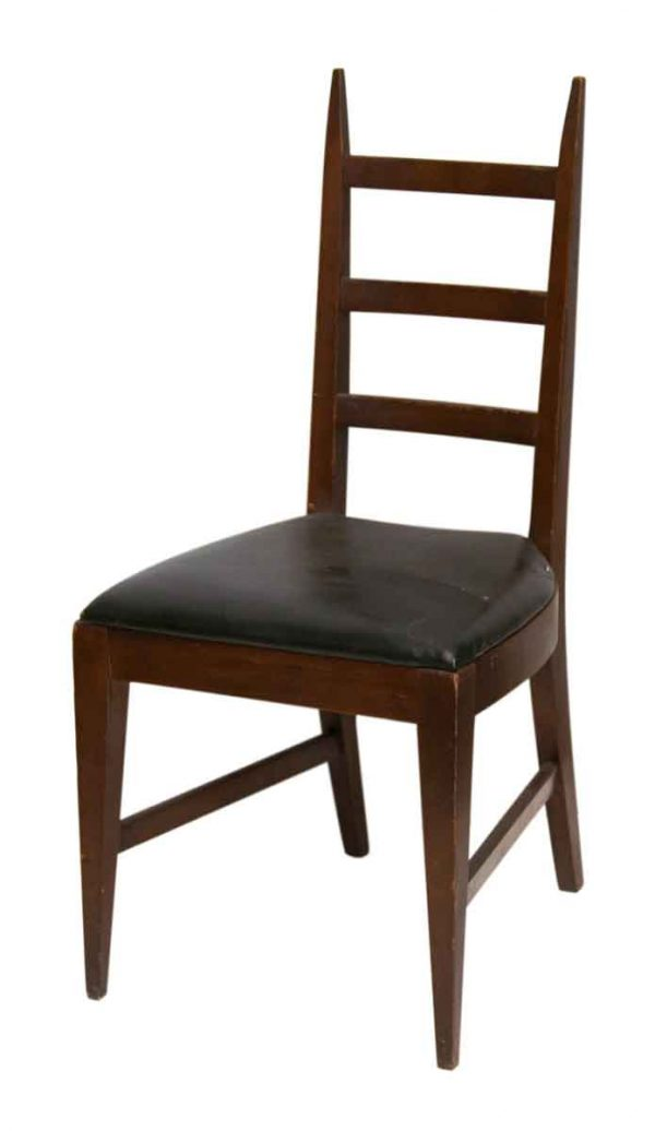 Single Pointed Back Chair